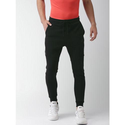 Nike Men Black AS M NSW TCH FLC JGGR Slim Fit Joggers