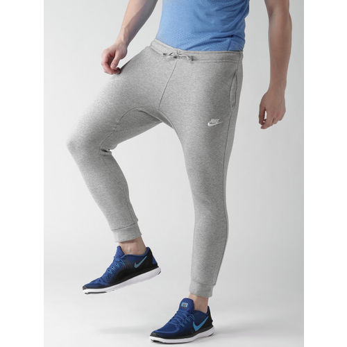 Nike Grey Melange AS NSW Club FLC Joggers