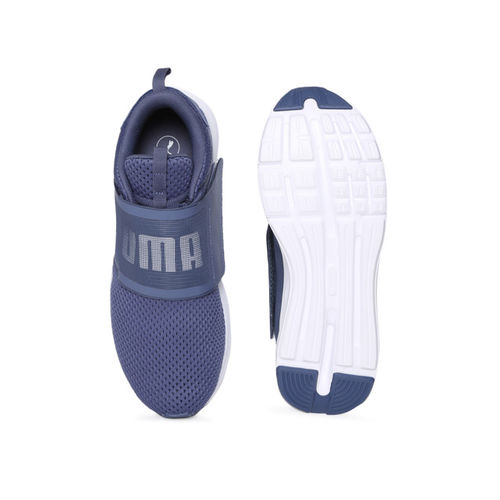 Buy Puma Women Blue Enzo Strap Mesh WN S Training Shoes