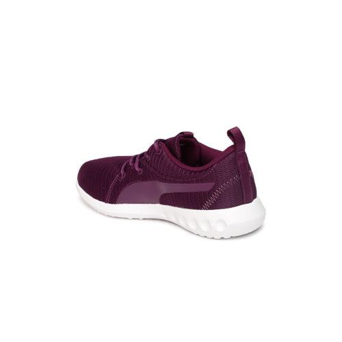 Puma Women Purple Carson 2 Running Shoes