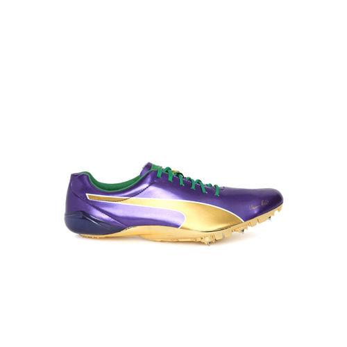 Buy Puma Unisex Purple Bolt evoSPEED