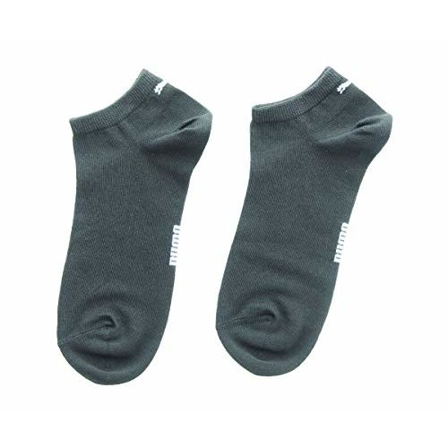 Puma Men's Synthetic Athletic Socks (Pack of 3)