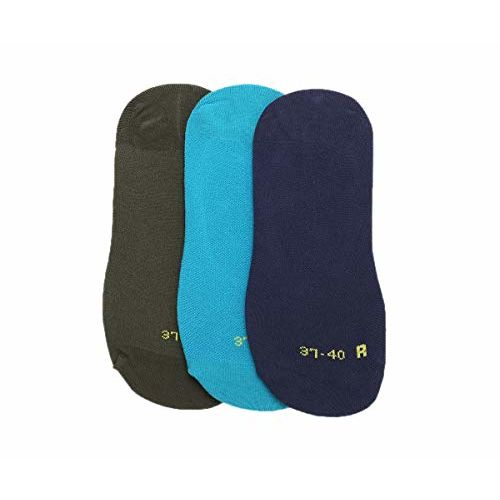 Puma Men's Synthetic Liners Socks (Pack of 3)