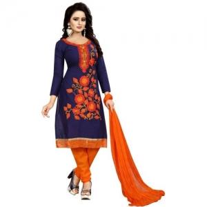 a781dbc349 Buy latest Women's Salwar Suits Below ₹500 online in India - Top ...