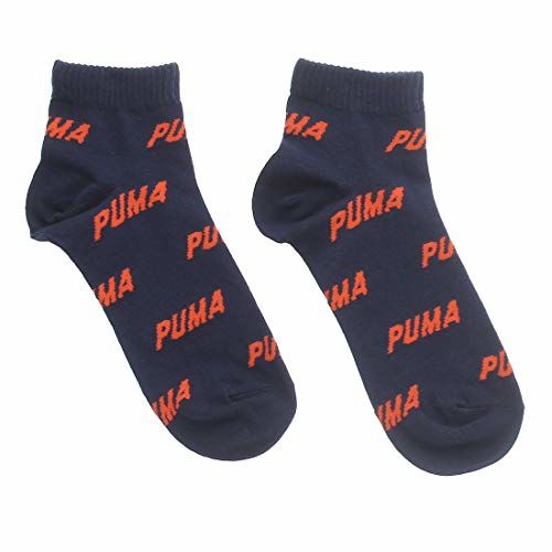 PUMA QUARTER ALL OVER LOGO 2P UNISEX