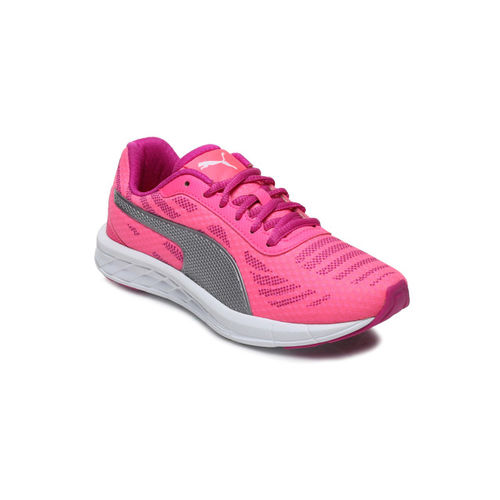 Puma Women Pink Meteor Wn s IDP Running Shoes
