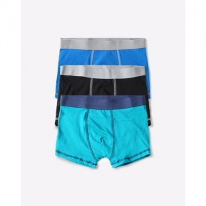 AJIO Pack of 3 Boxer Briefs