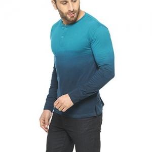 GRITSTONES Men's Cotton Full Sleeve T-Shirt