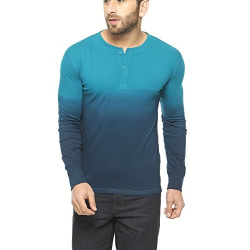 GRITSTONES Men's Cotton Full Sleeve T-Shirt