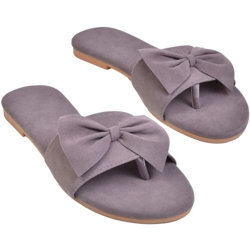 BK DREAM Women Grey Flats