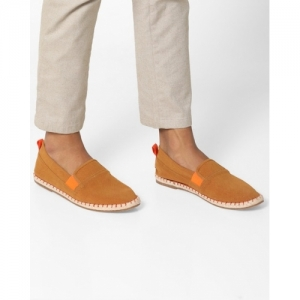 AJIO Textured Espadrilles with Loafers