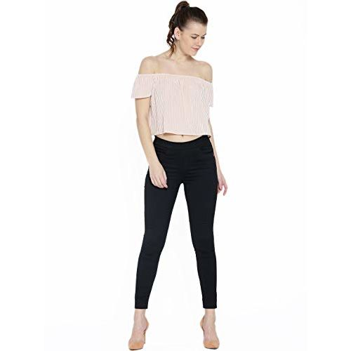 XPOSE Ankle Length High Rise Jeggings for Women