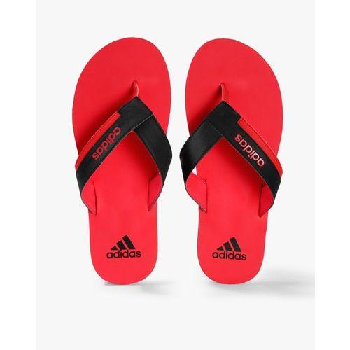 ADIDAS Toe Side Thong-Strap Flip-Flops