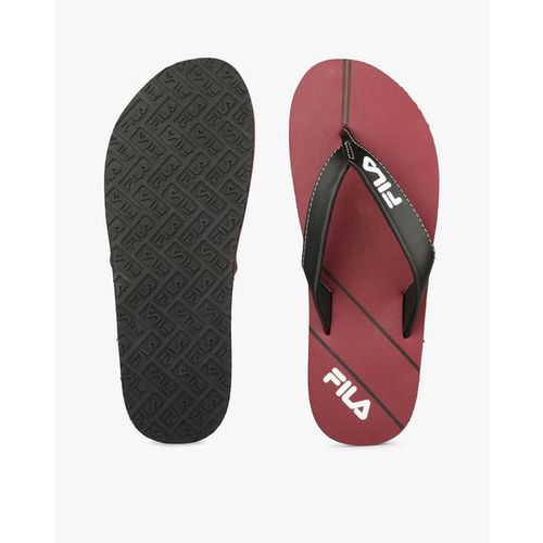FILA Thong-Strap Flip-Flops with Branding