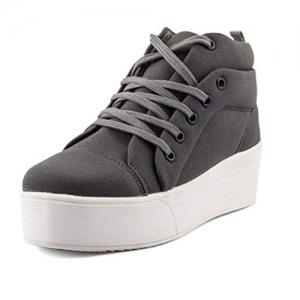 Generic Women Grey Synthetic Sneakers