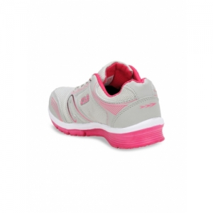 Columbus Women Grey Running Shoes