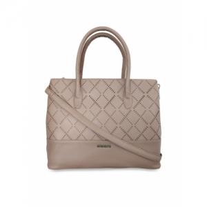 Toteteca Women Textured Handheld Bag