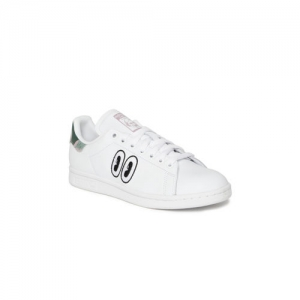 ADIDAS Originals White Stan Smith Sneakers