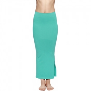 Zivame Women Blue Saree Shapewear
