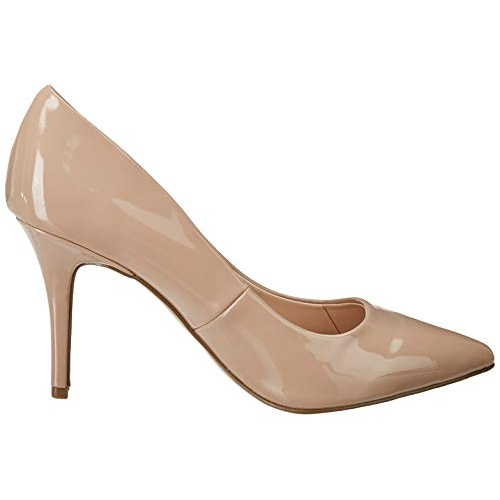 BATA Beige Synthetic Sasha Pumps