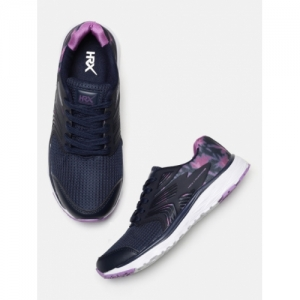 HRX by Hrithik Roshan Women Navy Blue Running Shoes