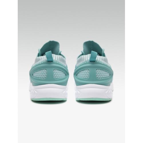 Carlton London Blue Mesh Sports Shoes