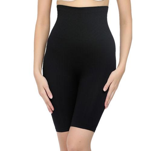 Zivame Black Seamless Tummy & Thigh Shaper PY0PSSAN03