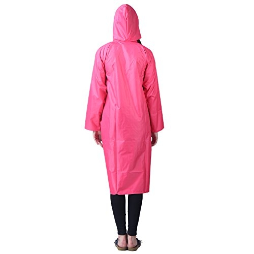 Zacharias Women's Raincoat Pink