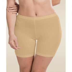 Jockey Skin Cotton Elastane Solid Shorties