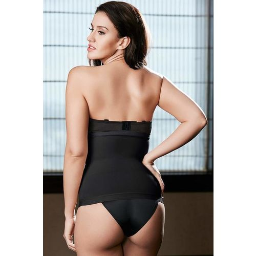 Zivame Medium Control Tummy And Waist Shaper - Black
