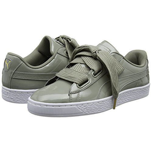 Puma Basket Heart Patent Wn S Sneakers