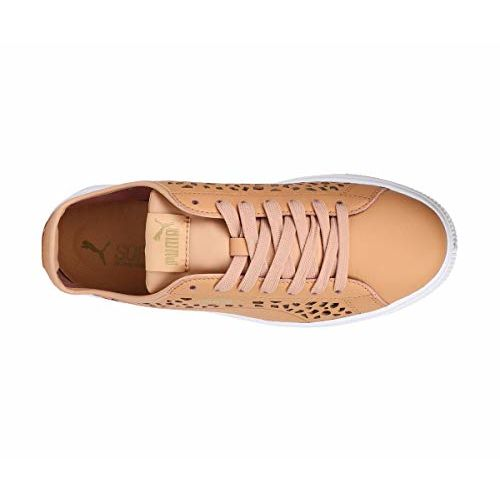 Puma Women's Vikky Stacked Laser Cut Sneakers