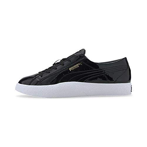 Puma Women's Basket Platform Patent Wn S Peacoat-Peac Sneakers-7.5 UK/India (41 EU) (36331403)