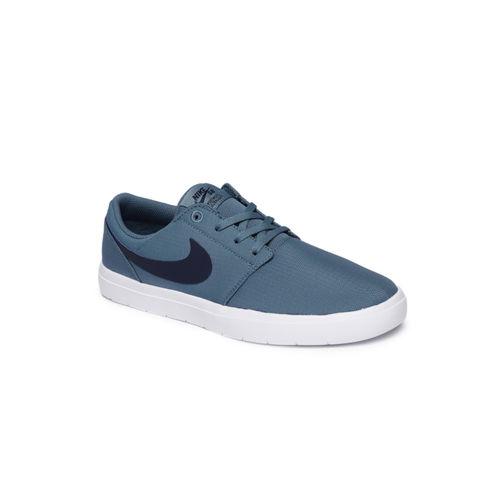 Buy Nike Unisex Blue SB PORTMORE II