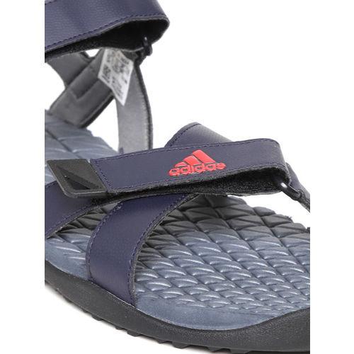 ADIDAS Men Navy Blue ALSEK Sports Sandals