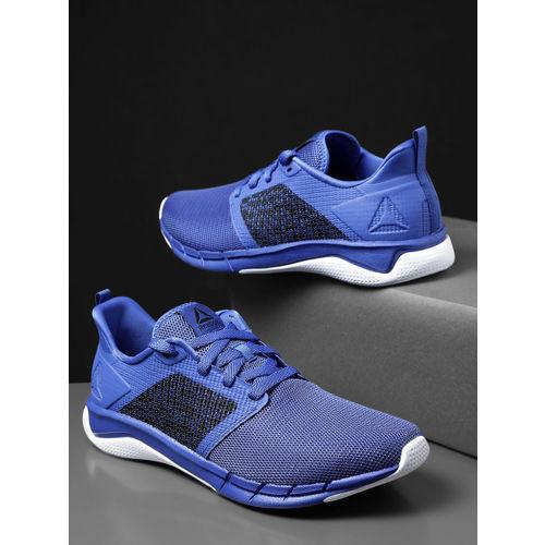 Reebok Men Blue Print 3.0 Running Shoes