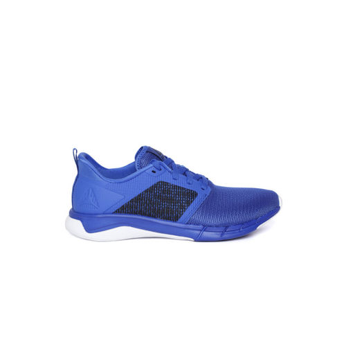 Reebok Men Blue Print 3.0 Running Shoes