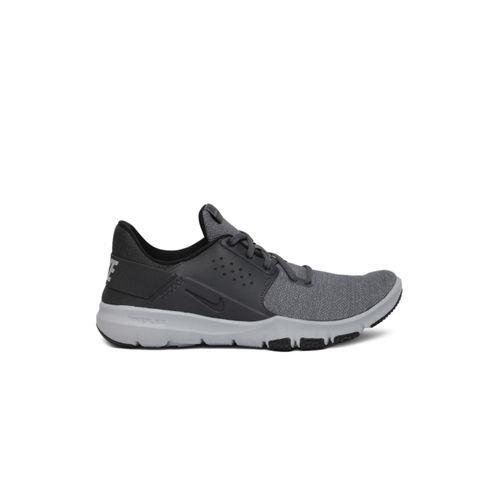 Nike Men Grey Flex Control 3 Training Shoes