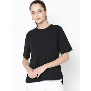 her by invictus Women Black Solid Top