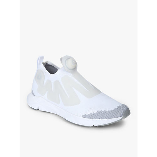 Buy Reebok Pump Supreme Ultk White Running Shoes online