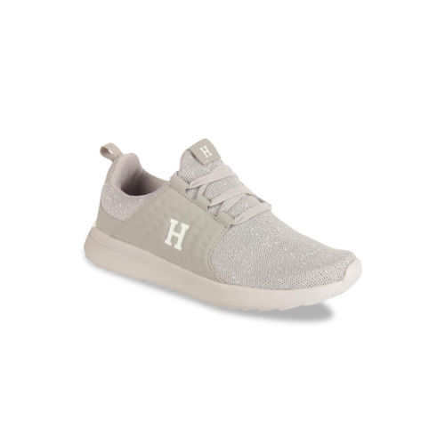 Harvard Women Grey Running Shoes