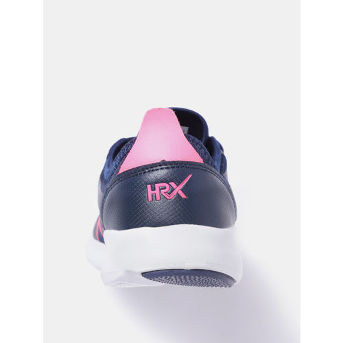 HRX by Hrithik Roshan Women Navy Blue Training Shoes