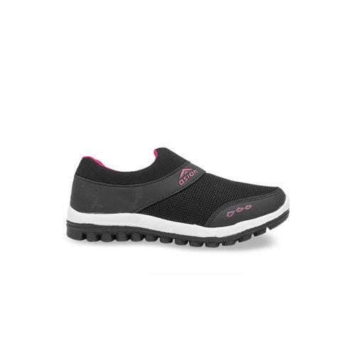 ASIAN Women Black Running Shoes