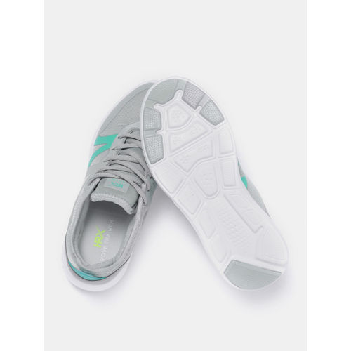 HRX by Hrithik Roshan Women Grey Training Shoes