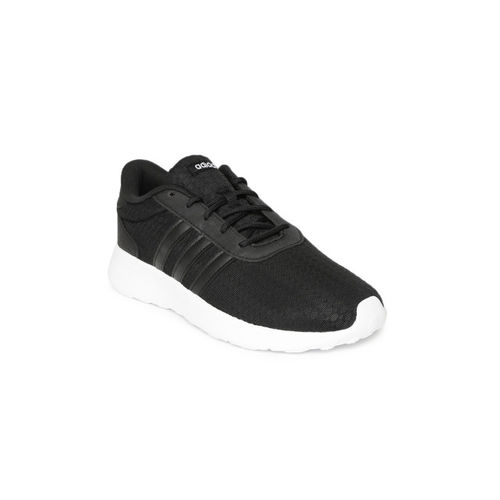 ADIDAS Women Black Lite Racer CLN Running Shoes