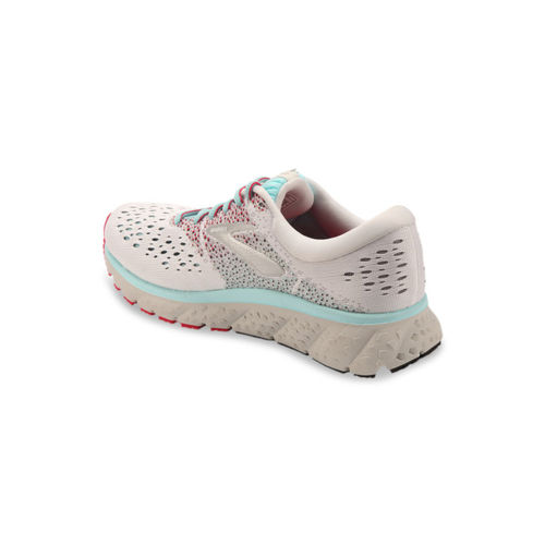 BROOKS Women Off-White Running Shoes