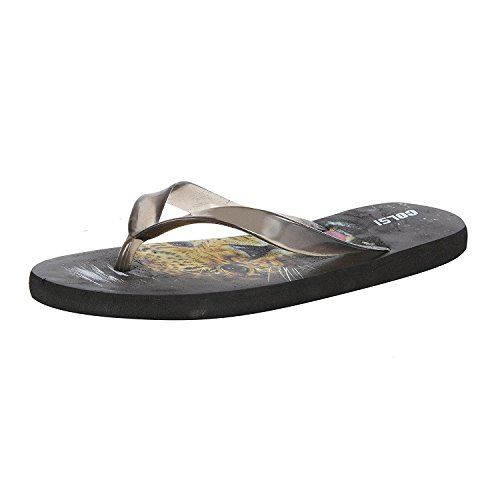 Allez Kros Men's Printed Flip-Flops and House Slippers