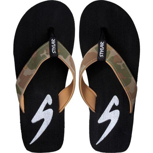 Stylar Military Ortho Flip Flops