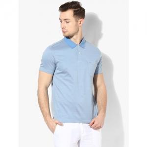 704c02db Buy Phosphorus Navy Blue Color Henley T Shirt online | Looksgud.in