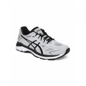 ASICS Men Grey GT-2000 7 Running Shoes